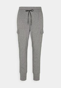 Opus - ELENI - Trousers - easy grey - 4