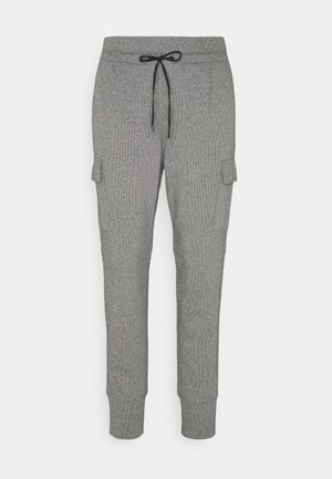 ELENI - Trousers - easy grey