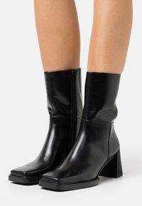 Vagabond - EDWINA - Classic ankle boots - black - 0