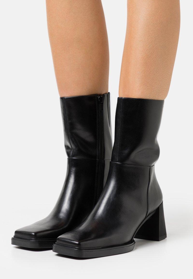 Vagabond - EDWINA - Classic ankle boots - black