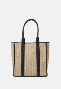 Even&Odd - Tote bag - beige/black - 0