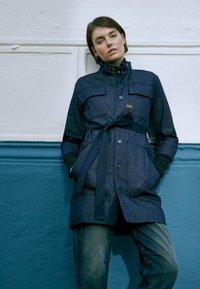 G-Star - SHIRT DRESS - Denim dress - raw denim - 5
