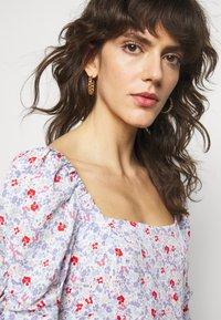 Rebecca Minkoff - RANDY DRESS - Day dress - purple - 4