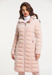 faina - Winter coat - hellrosa - 0