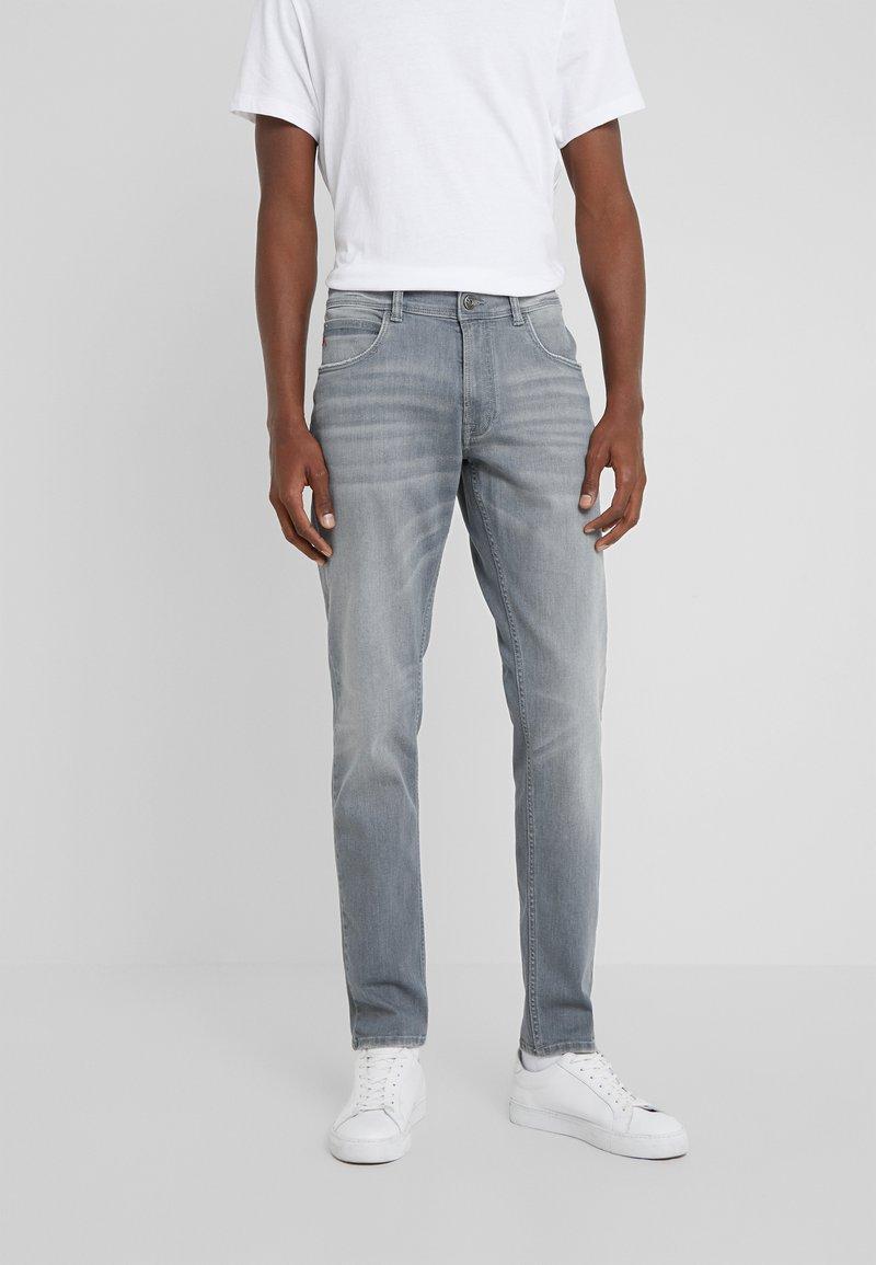 HKT by Hackett - CORE  - Straight leg jeans - grey