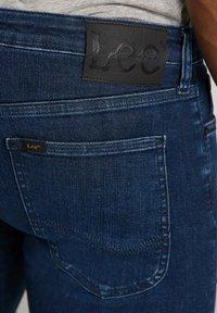 Lee - MALONE - Jeans slim fit - dark lonepine - 4