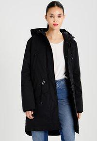 Samsøe Samsøe - LUCCA - Down coat - black - 0