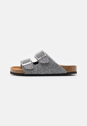 SLIDES - Domácí obuv - grey