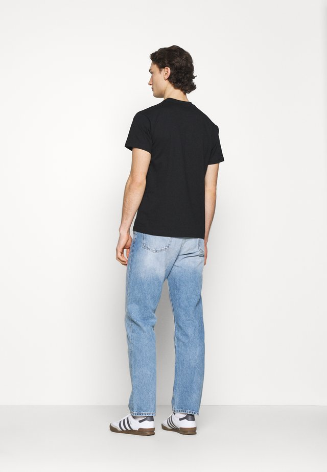 DASH - Straight leg jeans - stone cast blue