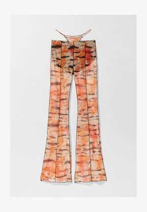 Broek - orange