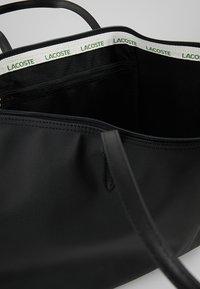 Lacoste - Tote bag - noir - 4
