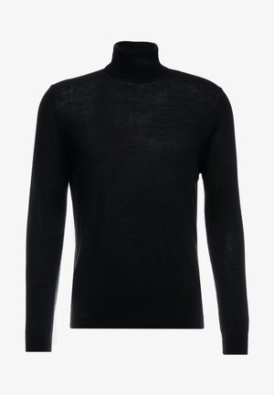 FLEMMING TURTLE NECK - Sweter - black