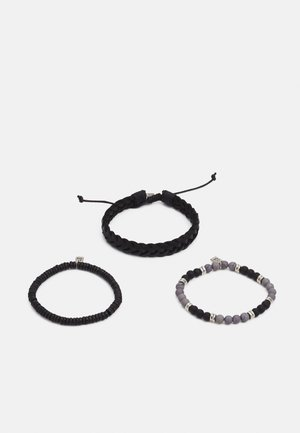 ALL NIGHT LONG COMBO 3 PACK - Bracelet - grey