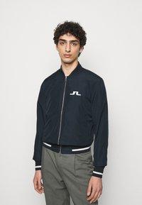 J.LINDEBERG - THOM BRIDGE GRAVITY - Summer jacket - navy - 0