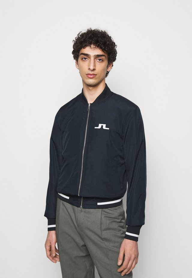 THOM BRIDGE GRAVITY - Summer jacket - navy