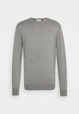 CLASSIC CREWNECK  - Strickpullover - grey melange