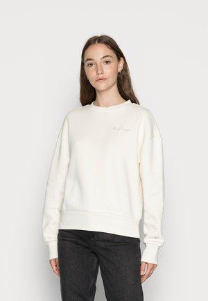 CREWNECK - Sweatshirt - beige