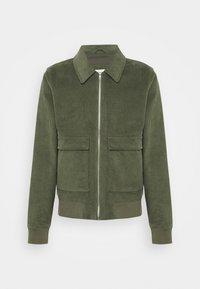 REVOLUTION - Summer jacket - army - 5