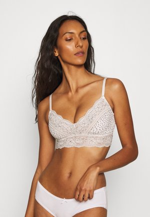 BRALETTE - Bustier - medium grey mix
