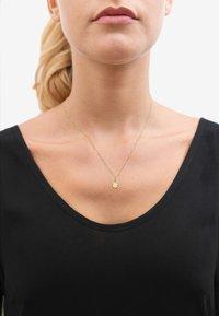Elli - KLEEBLATT - Pendant - gold-coloured - 1