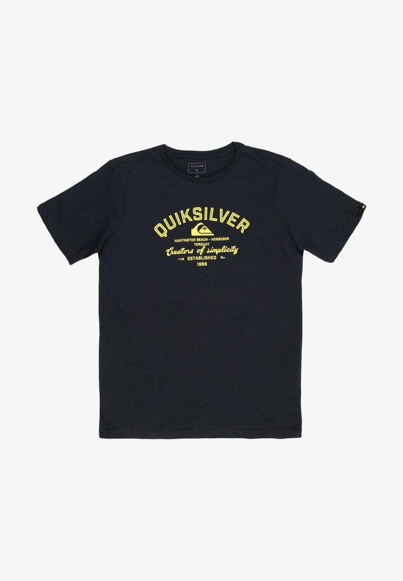 Quiksilver - Print T-shirt - parisian night