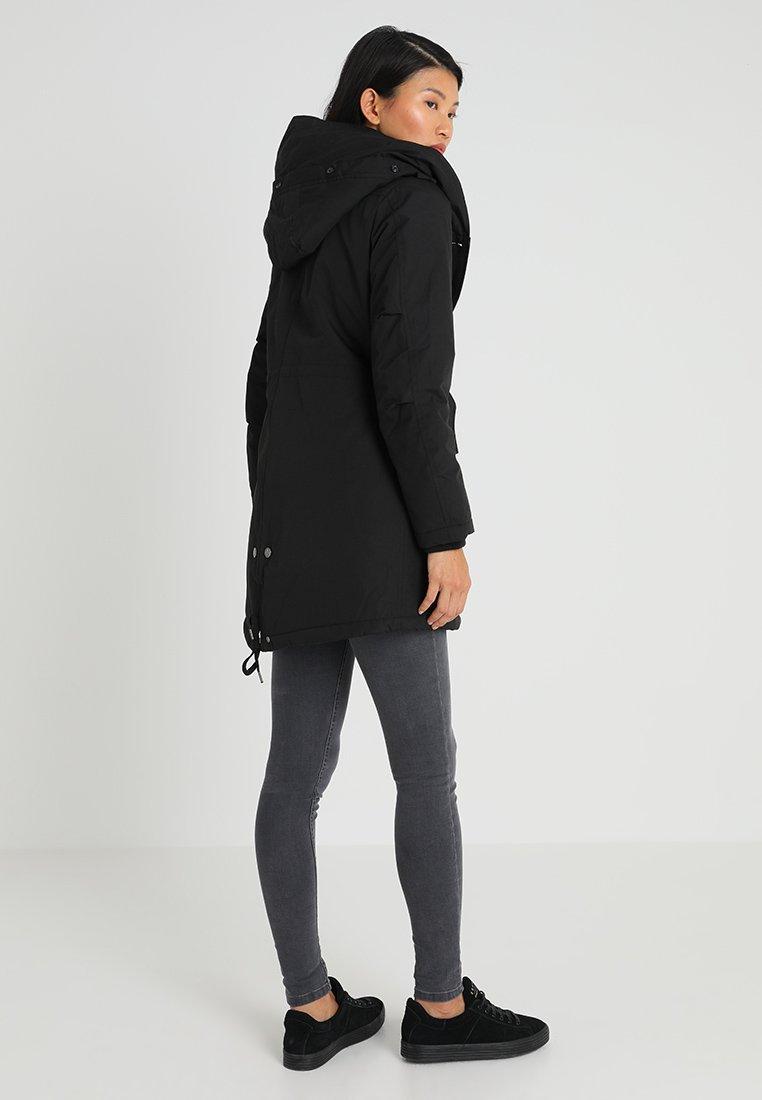 Canadian Classics LANIGAN NEW Vinterkåpe frakk black