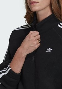 adidas Originals - FLEECE HZ - Sweat polaire - black - 4