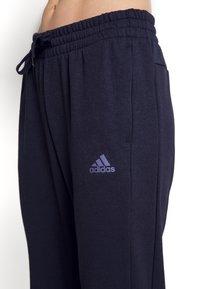 adidas Performance - Pantaloni sportivi - legend ink - 4