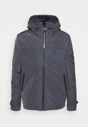 DALVEN JACKET MAN - Waterproof jacket - asphalt