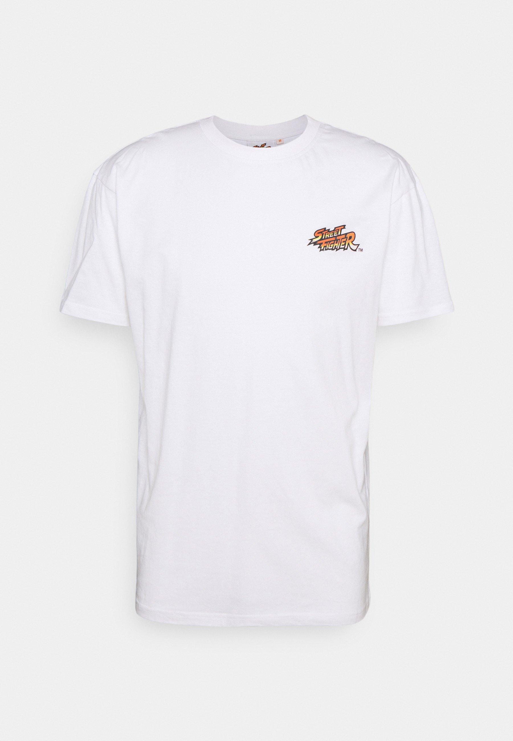 Men STREET FIGHTER TEE - Print T-shirt
