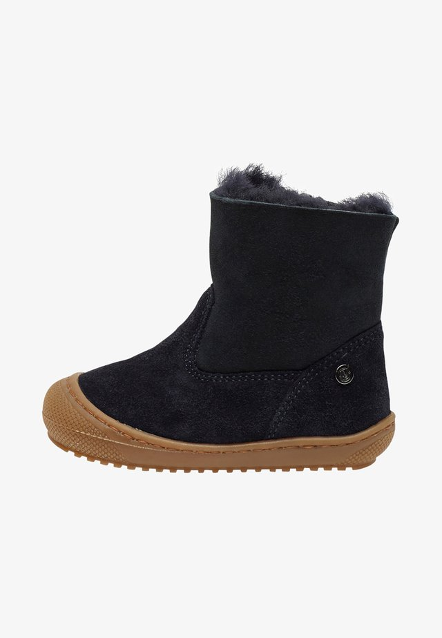 NATURINO NEW - Winter boots - blue