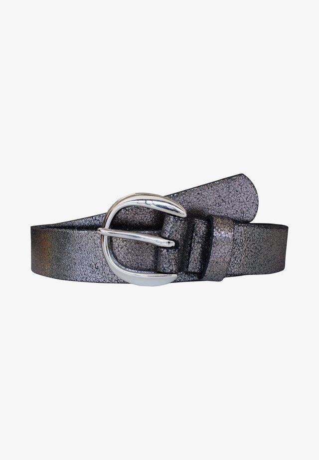 Vyö - schwarz metallic