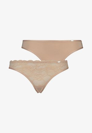 2 PACK - Thong - tan