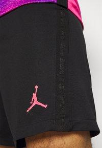 Nike Performance - PARIS ST GERMAIN STADIUM SHORT - Sports shorts - black/hyper pink - 4