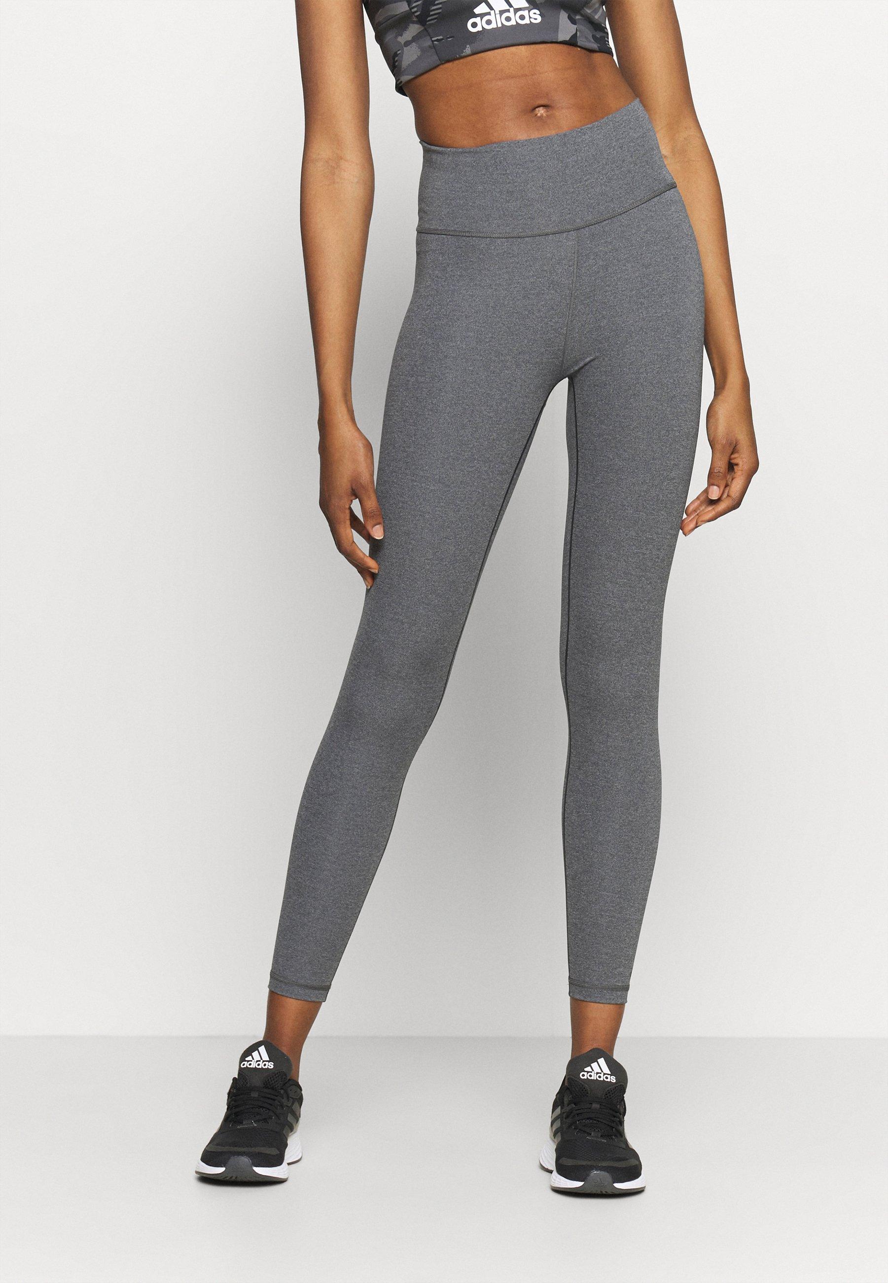Femme BELIEVE THIS 2.0 AEROREADY SPORTS COMPRESSION LEGGINGS - Collants