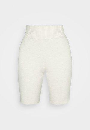 RITA BIKER - Shorts - cream