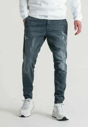 ZENO GREATHER - Relaxed fit jeans - blue