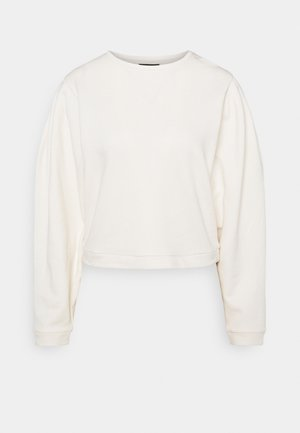 Sweatshirt - light white