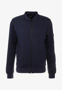 INDICODE JEANS - LANYARD - Zip-up hoodie - navy - 4