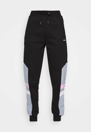 MANTA - Tracksuit bottoms - black