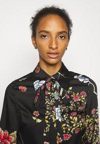 Victoria Victoria Beckham - Button-down blouse - black - 4