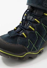 Primigi - Lace-up ankle boots - navy/nero/grigio - 2