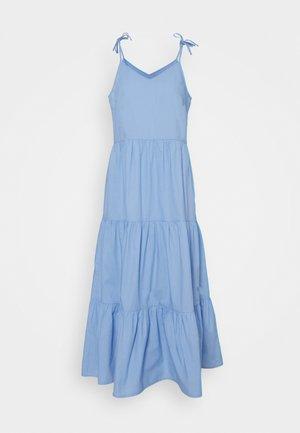 PCTESS STRAP ANKLE DRESS  - Maxi dress - vista blue