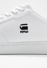 G-Star - CADET - Sneaker low - milk - 5
