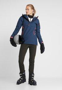 Icepeak - ENIGMA - Ski- & snowboardbukser - dark green - 1