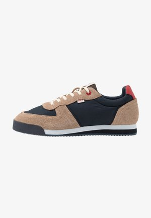 HIKER TRAINER - Sneakersy niskie - blue/stone