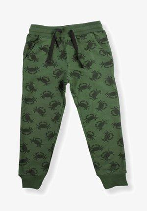 Tracksuit bottoms - dark green