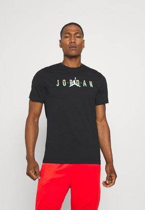 CREW - Camiseta estampada - black