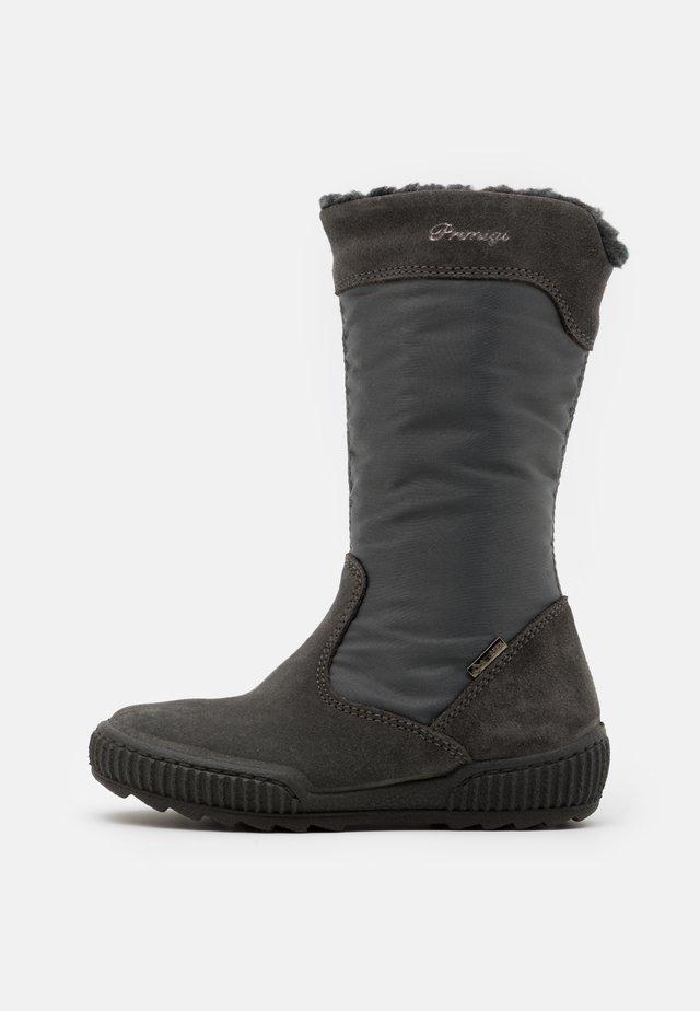 PLIGT - Vinterstøvler - grigio
