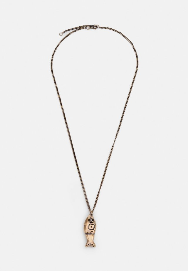 UNISEX - Collier - gold-coloured